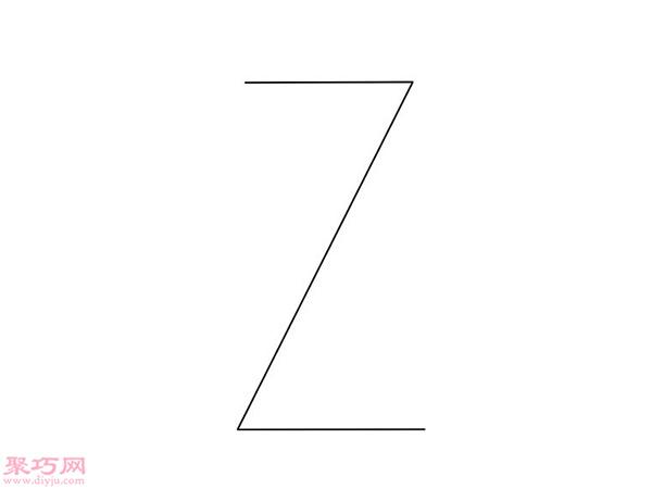 画A-Z立体字母 92