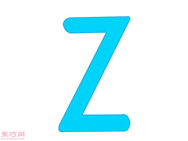 画A-Z立体字母 94
