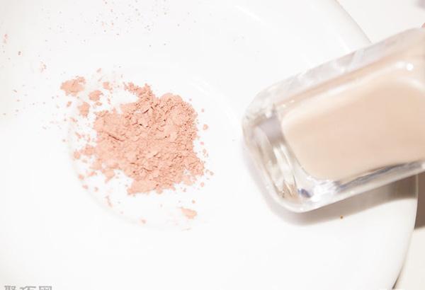用丙烯颜料荧光粉diy指甲油步骤 12