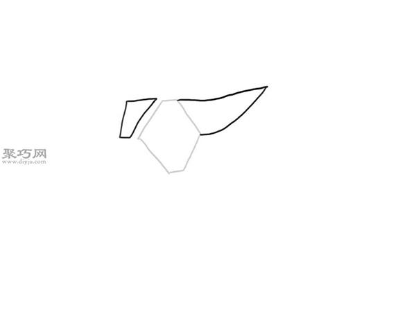 山地摩托车的画法 2
