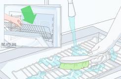 怎样清理非自洁烤箱 来看清理烤箱教程
