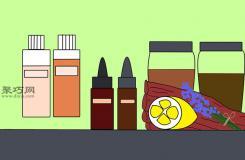 手工DIY香味蜡烛选择香味成分的方法  一起学香味蜡烛怎么做