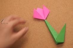 手工制作纸花步骤 来看怎么DIY纸花