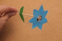 手工制作简单纸花图片教程 教你如何做纸花