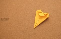 如何折简单纸花 教你折纸花教程
