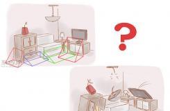 地震时室内求生技巧 了解生命三角形