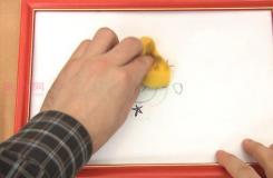 怎么样用干洗液擦掉干擦白板上的旧痕迹教程