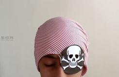 手工DIY海盗头巾怎么 一起学如何DIY海盗帽