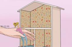 用木板做娃娃屋教程 教你怎么DIY娃娃屋
