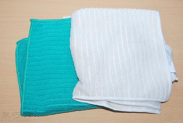 用布片自制卫生巾如何 6