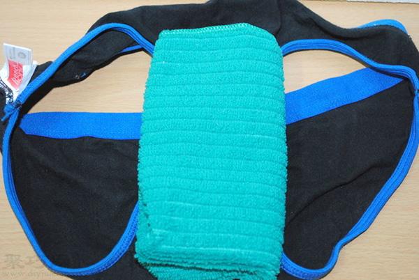 用布片自制卫生巾如何 8