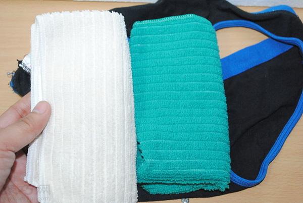 用布片自制卫生巾如何 9