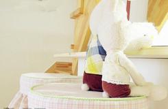 布艺椅子座套DIY教程 超详细的椅子套的做法图解