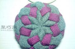 老人毛线帽子织法教程 教你怎样织圆形毛线帽子