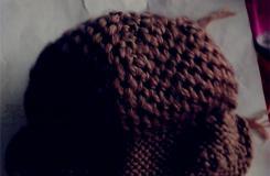 粗毛线帽子的织法 教你怎样织粗毛线帽子