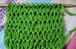 棒针编织围巾教程 教你怎么织围巾又简单又好看