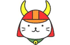 彦根猫的画法步骤 教你怎么画彦根猫简笔画