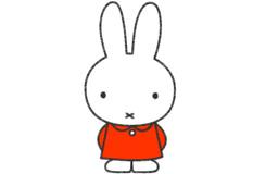 米菲兔的画法步骤 教你怎么画米菲兔简笔画