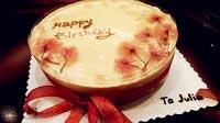 图解八寸冻酸奶芝士蛋糕做法18