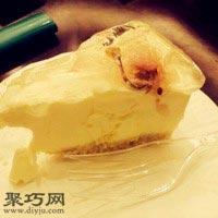 图解八寸冻酸奶芝士蛋糕做法20