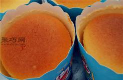 松软不回缩纸杯芝士蛋糕做法 六寸12杯纸杯芝士蛋糕原料配方