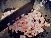 鲜嫩韭菜虾肉猪肉饺子馅拌法 饺子包法木鱼饺4