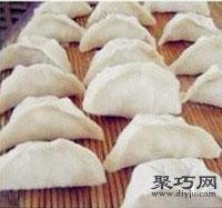 酸甜西红柿鸡蛋饺子的做法 儿童易消化水饺做法12