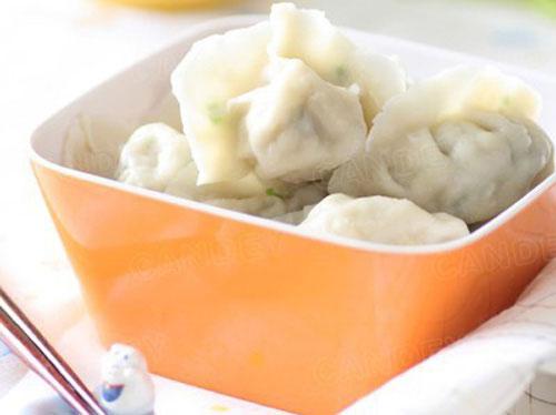 秘制萝卜猪肉饺子配方 婆婆拿手香饺子