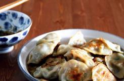 懒人生煎速冻饺子 简单八分钟生煎饺子做法