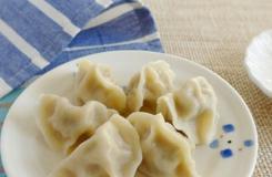 儿童白菜猪肉水饺做法 儿童水饺材料配比