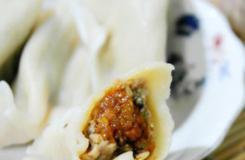 嫩滑香菇猪肉饺子馅的做法
