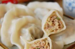 牛肉饺子馅制作步骤配比 冬至饺子必备