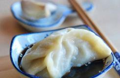 萝卜猪肉烫面蒸饺子做法图解 猪肉蒸饺怎么做好吃