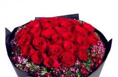 33朵玫瑰花语告诉你送女朋友玫瑰花多少朵合适?