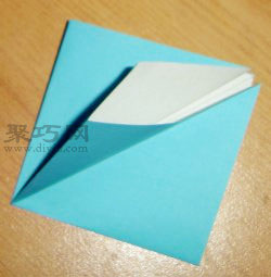 星球大战X翼飞船折纸教程