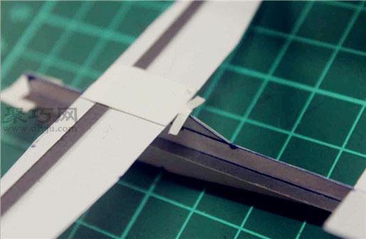 滑翔机的制作图纸