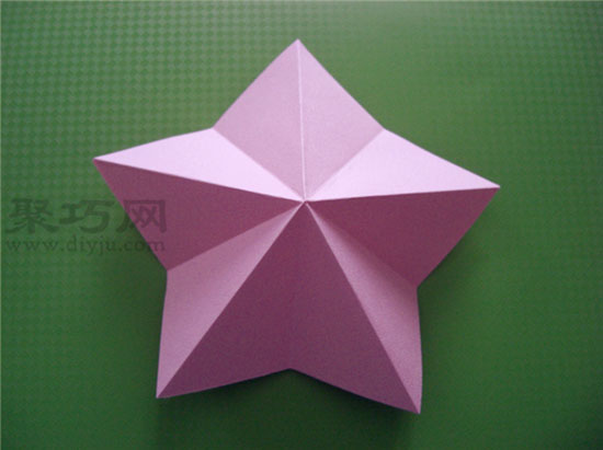福山玫瑰折法图解教程