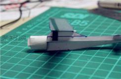 滑翔机的制作图纸 滑翔机折法图解教程