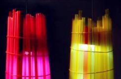 如何用吸管手工制作简易小灯笼方法图解