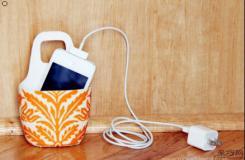 塑料瓶变废为宝手工制作创意收纳小袋