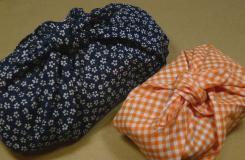 便当巾包裹布手工制作教程  教你手工制作便当巾包裹布