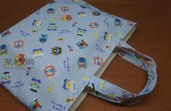 布书袋手工制作教程详解 教你如何制作方便的书袋