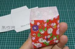 普通红包折纸方法图解 教你如何叠最简单的红包