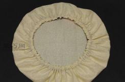 手工制做简单的布艺宝宝帽子制作教程