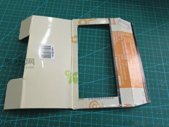 废纸盒秒变汽车 第6步