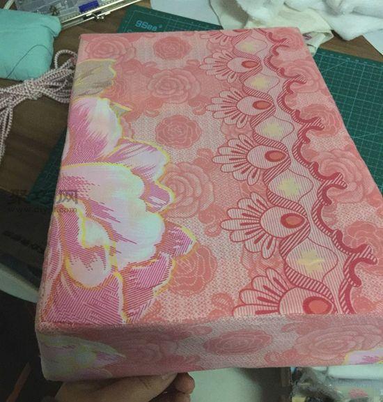 纸盒做简易收纳架 第8步