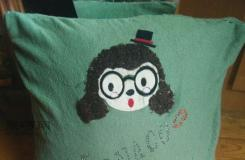 旧毛衣如何妙用改造成暖暖的抱枕教程图解