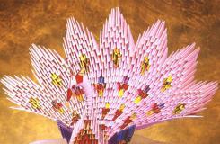 DIY折纸欣赏 折纸艺术世界里的动物