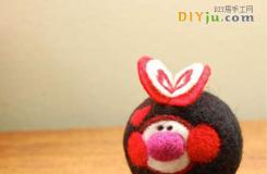 MM最爱的9款DIY手工制作布艺玩具