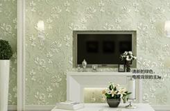 如何选择客厅电视背景墙壁纸?电视背景墙壁纸选择攻略